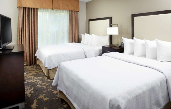 Zimmer Homewood Suites by Hilton Charlotte Airport