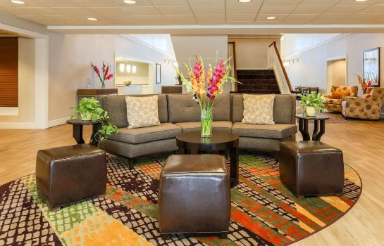 Hol hotelowy Homewood Suites by Hilton Philadelphia-Great Valley
