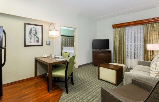 Pokój Homewood Suites by Hilton Philadelphia-Great Valley