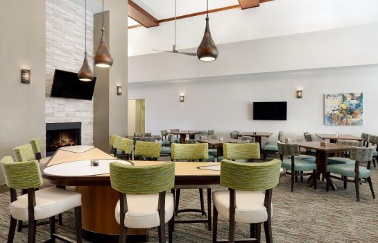 Lobby Homewood Suites by Hilton Dallas-Arlington