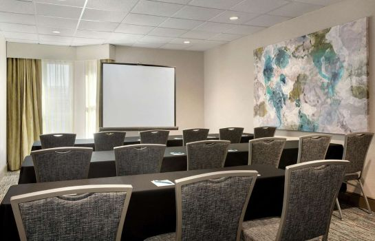 Conference room Homewood Suites by Hilton Dallas-Arlington