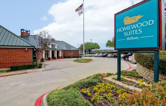 Exterior view Homewood Suites by Hilton DallasIrvingLas Colinas