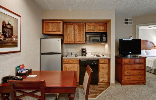 Hotel-Bar Homewood Suites by Hilton DallasIrvingLas Colinas