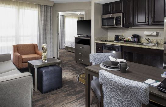 Hotel-Bar Homewood Suites by Hilton Dallas-Irving-Las Colinas