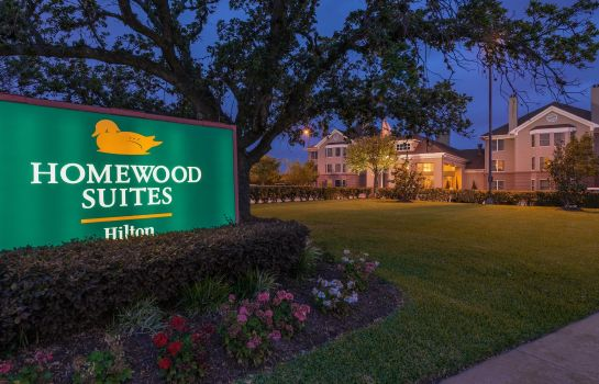 Buitenaanzicht Homewood Suites by Hilton Houston-Clear Lake