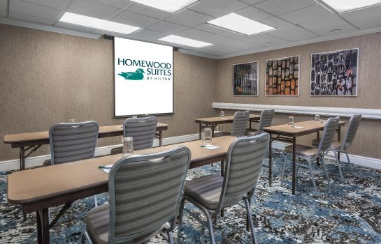 Conference room Homewood Suites by Hilton Houston-Clear Lake