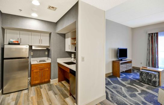 Hotel-Bar Homewood Suites by Hilton San Antonio-Northwest