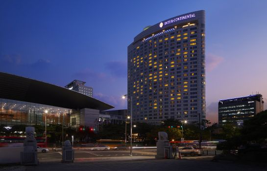 Außenansicht InterContinental Hotels SEOUL COEX