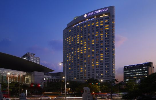 Exterior view InterContinental Hotels SEOUL COEX