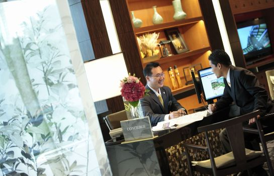 Hol hotelowy InterContinental Hotels SEOUL COEX