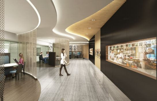 Restauracja InterContinental Hotels SEOUL COEX
