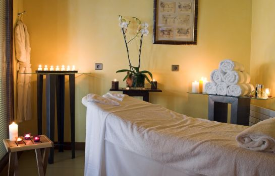 Massage room Villa Florentine