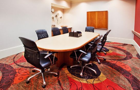 Sala de reuniones Hampton Inn - Suites Atlanta-Downtown