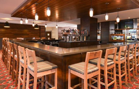 Hotel bar Four Points by Sheraton Detroit Metro Airport
