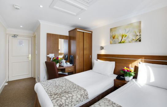 Chambre double (confort) Bayswater Inn