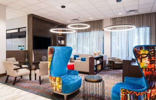 Hotelhalle Crowne Plaza MEMPHIS DOWNTOWN