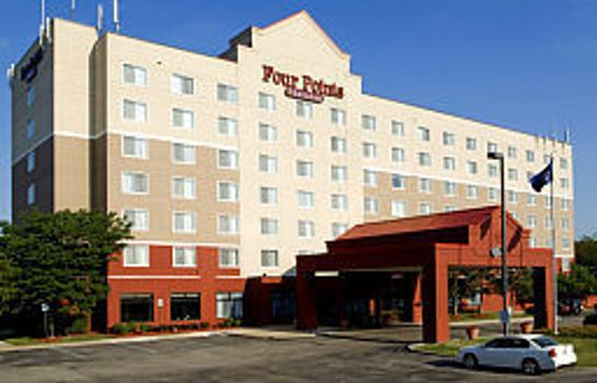 Außenansicht Four Points by Sheraton Detroit Metro Airport