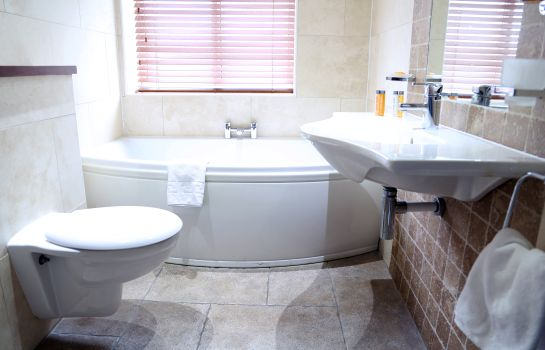 Bagno in camera Crown Bawtry