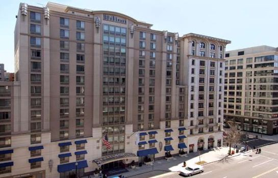 Vista exterior Hilton Garden Inn Washington DC Downtown