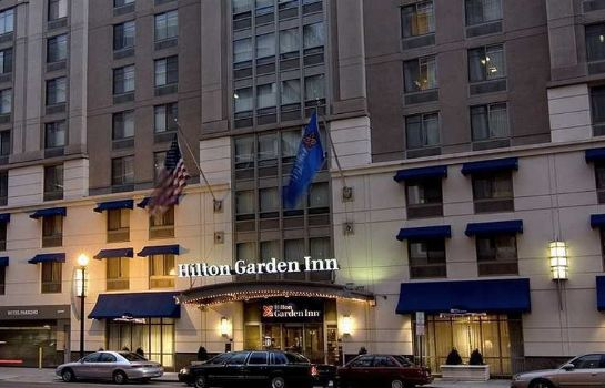 Außenansicht Hilton Garden Inn Washington DC Downtown