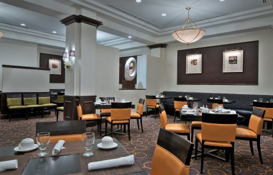 Restaurante Hilton Garden Inn Washington DC Downtown