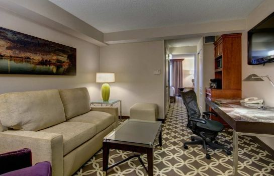 Suite Hilton Garden Inn Washington DC Downtown