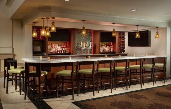 Bar hotelowy Hilton Garden Inn Philadelphia Center City