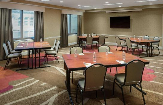 Sala konferencyjna Hilton Garden Inn Philadelphia Center City