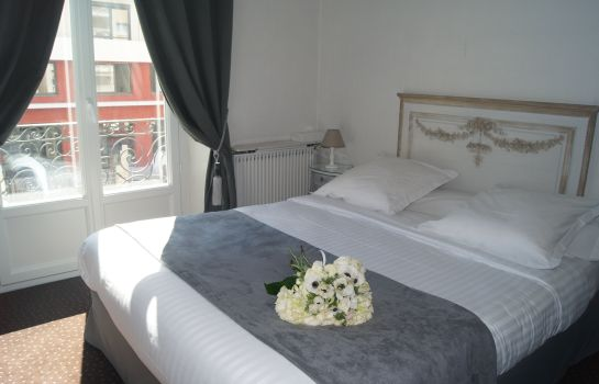 Chambre double (standard) Ruc Hotel Cannes