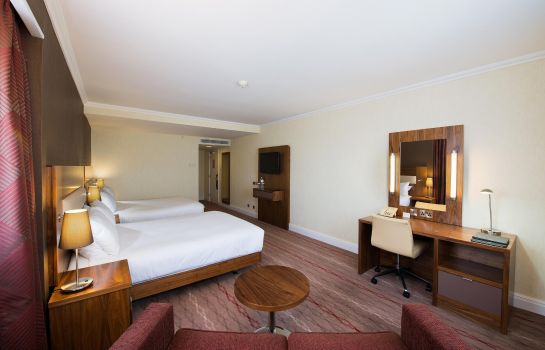 Suite DoubleTree by Hilton Dartford Bridge