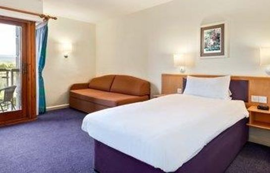 Room Days inn Lockerbie Annandale Water
