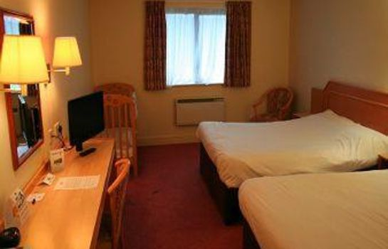 Room Days Inn Chesterfield Tibshelf