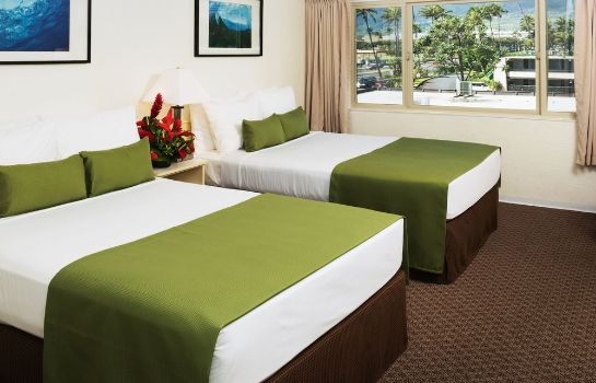 Standardzimmer Maui Seaside Hotel