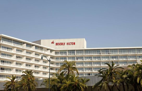 Exterior view The Beverly Hilton