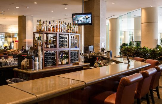 Hotel bar The Beverly Hilton