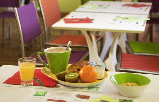 Außenansicht ibis Styles Bourg en Bresse (ex all seasons)
