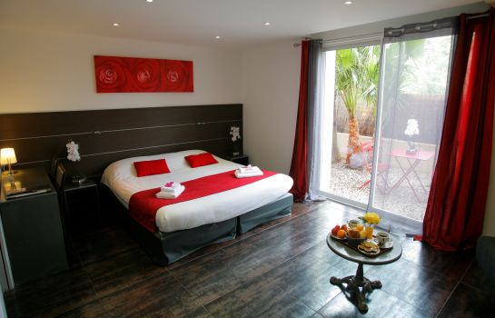 Suite Junior Gil de France Contact Hotel