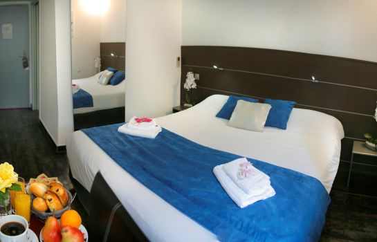 Doppelzimmer Standard Gil de France Contact Hotel