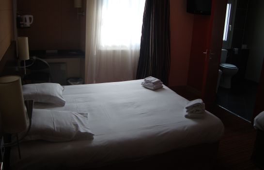 Double room (standard) Hotel Inn Design Amiens