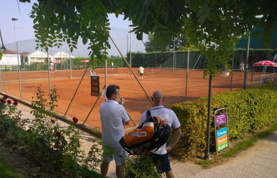 Tennisplatz All'Ancora Sporthotel