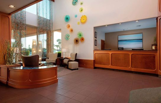 Hotelhalle DoubleTree Beach Resort by Hilton Tampa Bay - North Redingto
