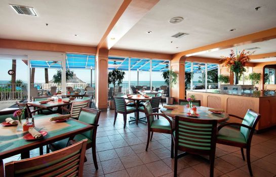 Restaurant DoubleTree Beach Resort by Hilton Tampa Bay - North Redingto