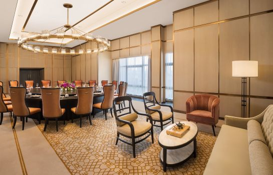 Restaurant The Hongta Hotel a Luxury Collection Hotel Shanghai