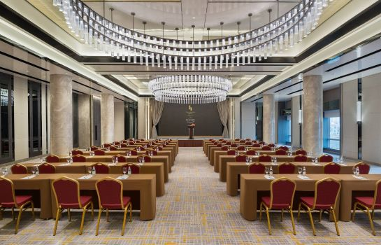 Conference room The Hongta Hotel a Luxury Collection Hotel Shanghai