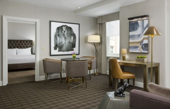 Suite BOSTON PARK PLAZA LIFESTYLE