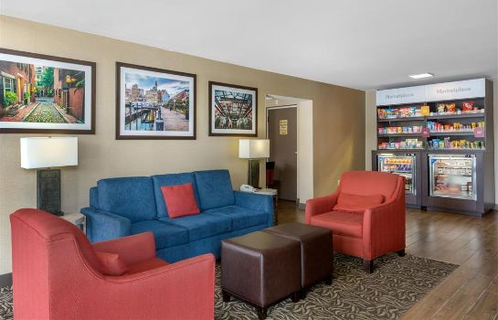 Hol hotelowy Comfort Inn Boston