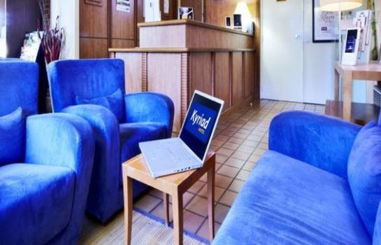 Hotelhalle Kyriad - Geneve St-Denis-Pouilly