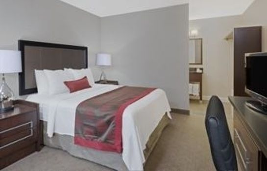 Zimmer RAMADA BY WYNDHAM BOSTON
