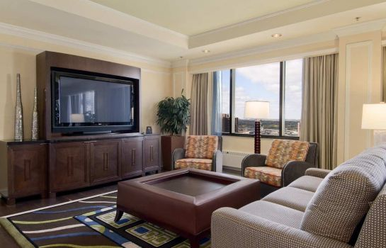 Suite Hilton Minneapolis