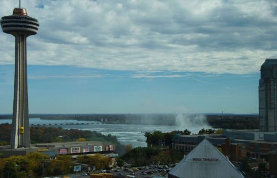 Camera DoubleTree Fallsview Resort - Spa by Hilton - Niagara Falls